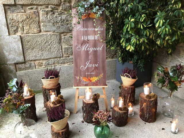 La boda de Javi y Miguel en Pontevedra, Pontevedra 11