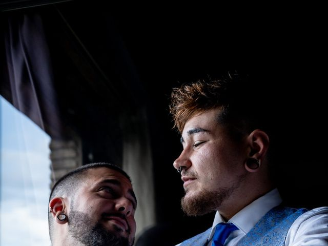 La boda de Aaron y Izan en Barcelona, Barcelona 37
