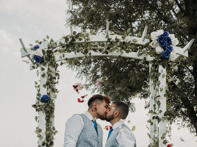 La boda de Aaron y Izan en Barcelona, Barcelona 41