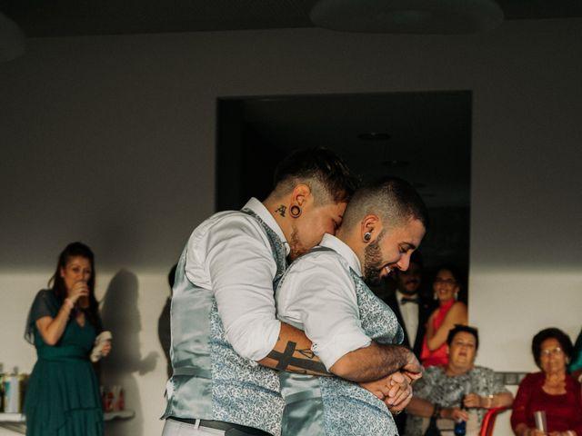 La boda de Aaron y Izan en Barcelona, Barcelona 49