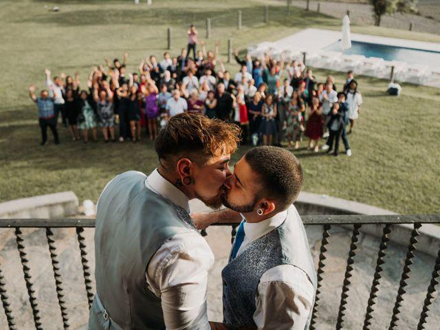 La boda de Aaron y Izan en Barcelona, Barcelona 2