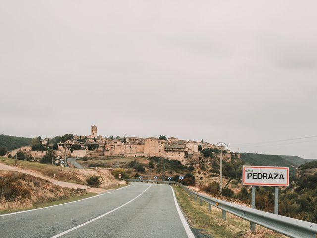 La boda de Javier y Lorena en Pedraza, Segovia 1