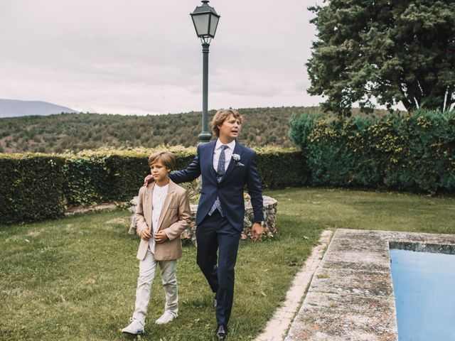 La boda de Javier y Lorena en Pedraza, Segovia 10