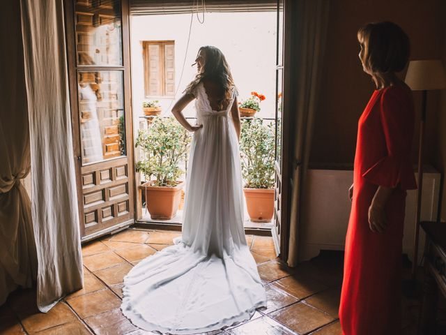 La boda de Javier y Lorena en Pedraza, Segovia 14