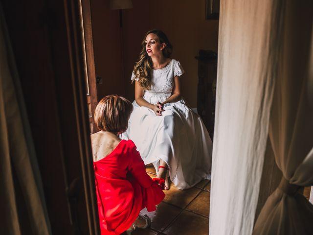 La boda de Javier y Lorena en Pedraza, Segovia 15