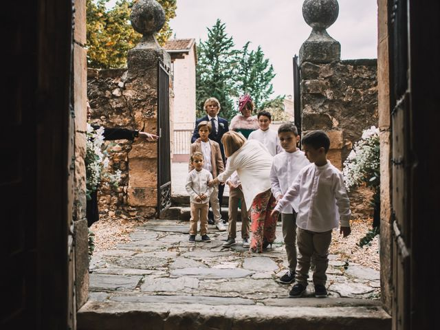 La boda de Javier y Lorena en Pedraza, Segovia 22