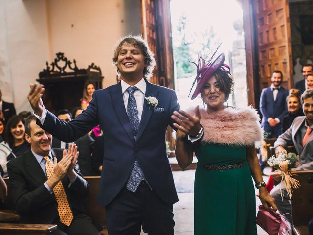 La boda de Javier y Lorena en Pedraza, Segovia 23