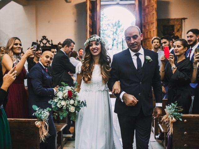 La boda de Javier y Lorena en Pedraza, Segovia 26