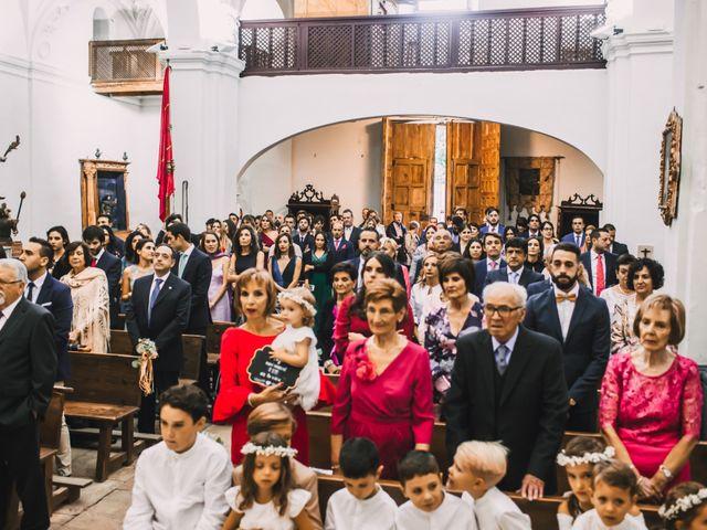 La boda de Javier y Lorena en Pedraza, Segovia 28