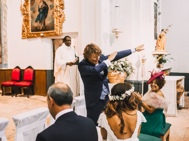 La boda de Javier y Lorena en Pedraza, Segovia 29