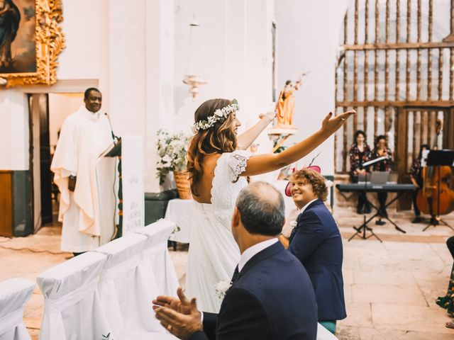 La boda de Javier y Lorena en Pedraza, Segovia 30