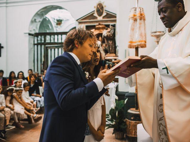 La boda de Javier y Lorena en Pedraza, Segovia 31