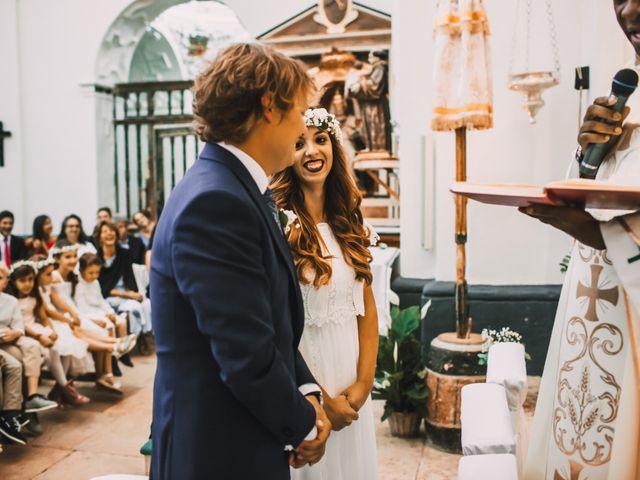 La boda de Javier y Lorena en Pedraza, Segovia 32