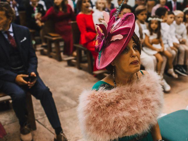La boda de Javier y Lorena en Pedraza, Segovia 33