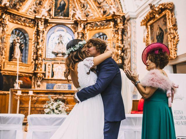La boda de Javier y Lorena en Pedraza, Segovia 37