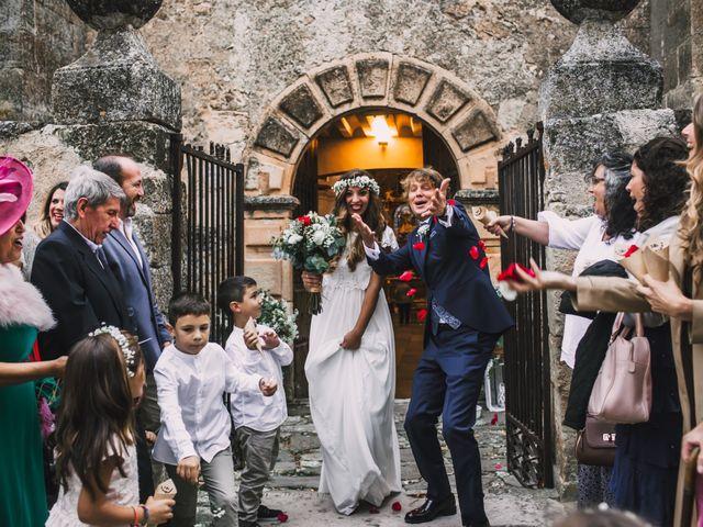 La boda de Javier y Lorena en Pedraza, Segovia 38