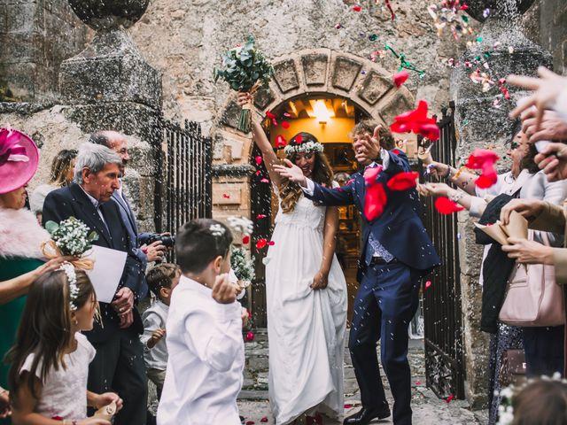 La boda de Javier y Lorena en Pedraza, Segovia 39