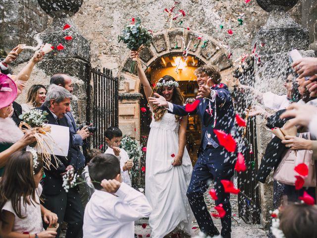 La boda de Javier y Lorena en Pedraza, Segovia 40