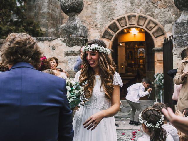 La boda de Javier y Lorena en Pedraza, Segovia 41