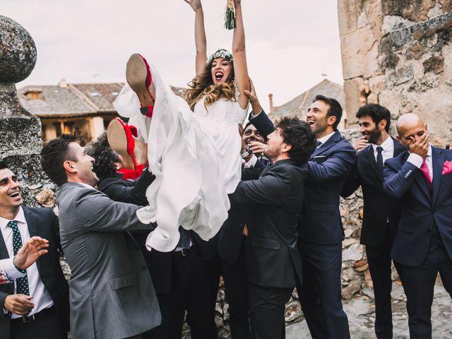 La boda de Javier y Lorena en Pedraza, Segovia 43