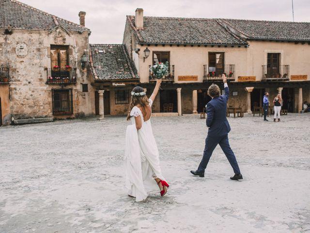 La boda de Javier y Lorena en Pedraza, Segovia 44