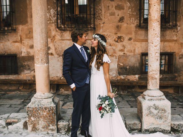 La boda de Javier y Lorena en Pedraza, Segovia 45