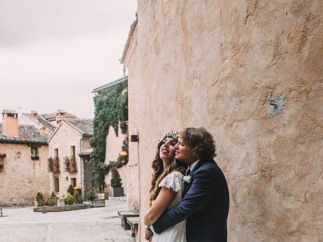 La boda de Javier y Lorena en Pedraza, Segovia 48