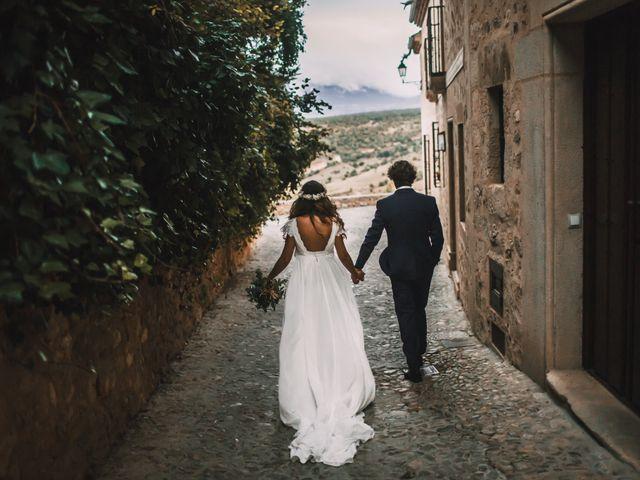 La boda de Javier y Lorena en Pedraza, Segovia 54