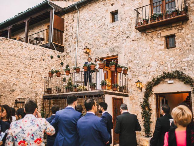 La boda de Javier y Lorena en Pedraza, Segovia 61