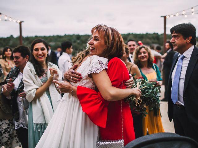 La boda de Javier y Lorena en Pedraza, Segovia 65