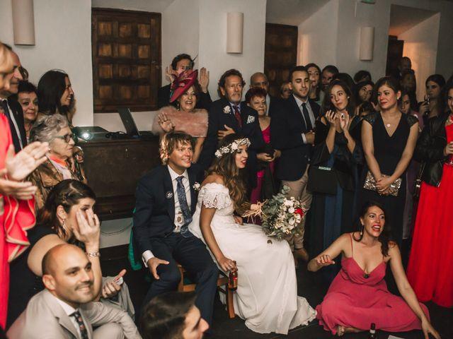 La boda de Javier y Lorena en Pedraza, Segovia 71