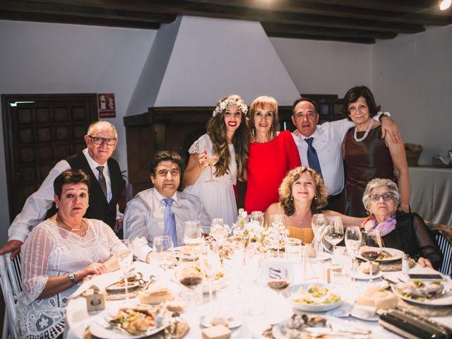 La boda de Javier y Lorena en Pedraza, Segovia 80