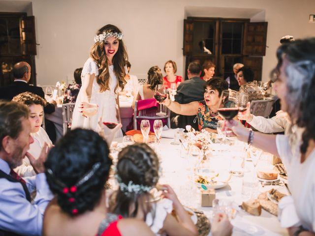 La boda de Javier y Lorena en Pedraza, Segovia 81