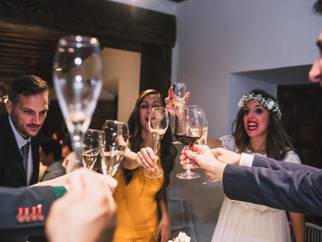 La boda de Javier y Lorena en Pedraza, Segovia 87
