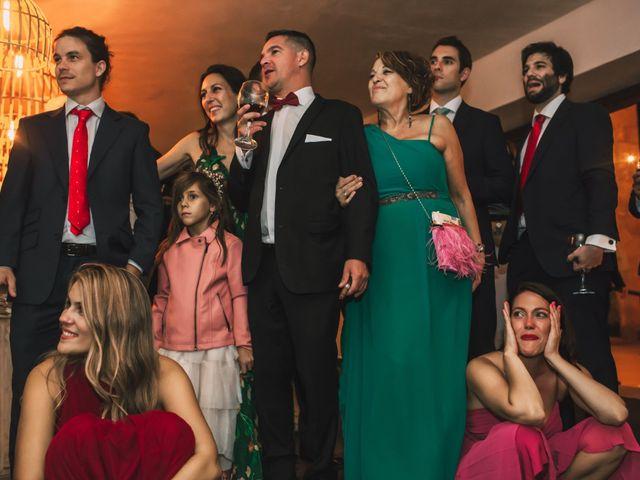 La boda de Javier y Lorena en Pedraza, Segovia 89
