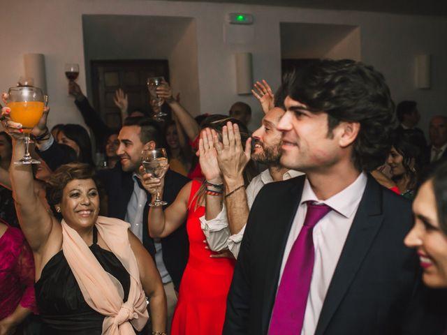 La boda de Javier y Lorena en Pedraza, Segovia 90