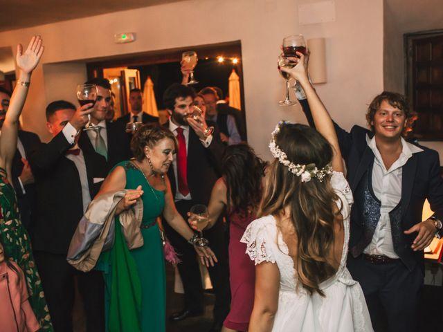 La boda de Javier y Lorena en Pedraza, Segovia 91