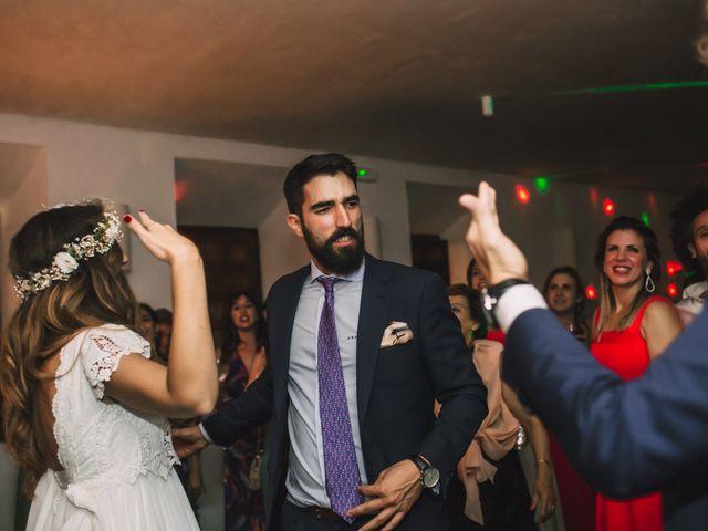 La boda de Javier y Lorena en Pedraza, Segovia 94