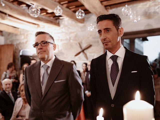 La boda de Javi y Miguel en Pontevedra, Pontevedra 30