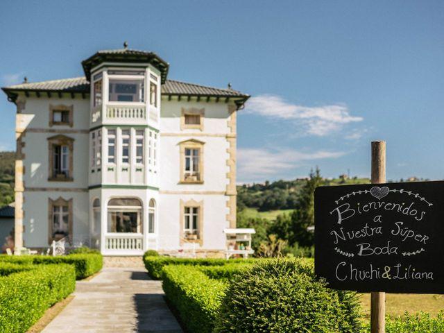 La boda de Chuchi y Lili en Rada, Cantabria 1