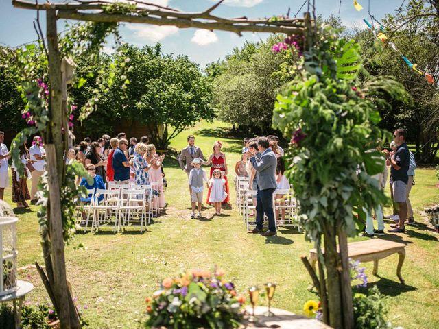 La boda de Chuchi y Lili en Rada, Cantabria 36