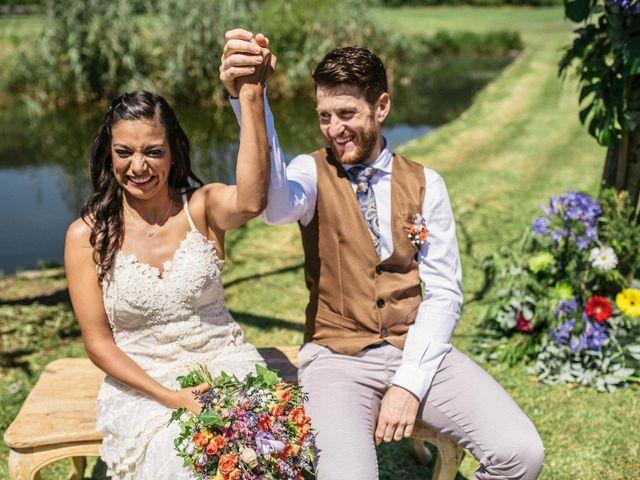 La boda de Chuchi y Lili en Rada, Cantabria 44