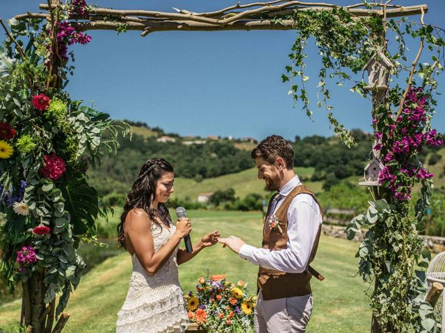 La boda de Chuchi y Lili en Rada, Cantabria 51