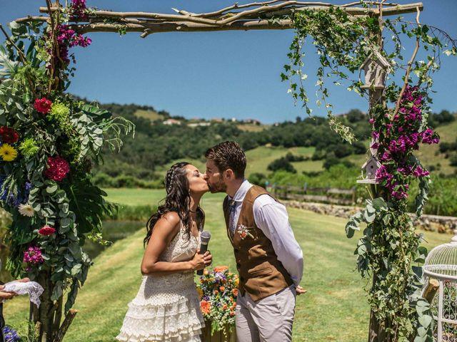 La boda de Chuchi y Lili en Rada, Cantabria 53