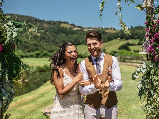 La boda de Chuchi y Lili en Rada, Cantabria 54
