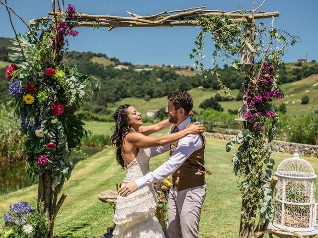 La boda de Chuchi y Lili en Rada, Cantabria 55