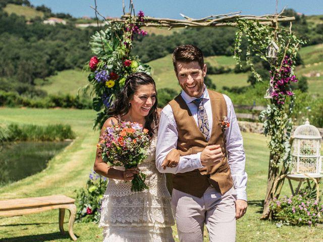 La boda de Chuchi y Lili en Rada, Cantabria 57