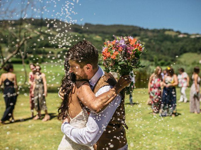 La boda de Chuchi y Lili en Rada, Cantabria 61