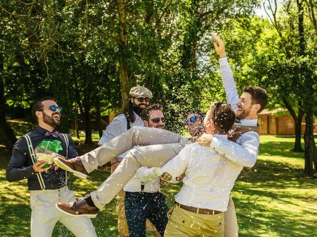 La boda de Chuchi y Lili en Rada, Cantabria 67