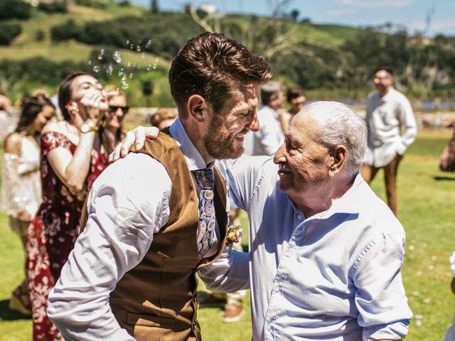 La boda de Chuchi y Lili en Rada, Cantabria 69
